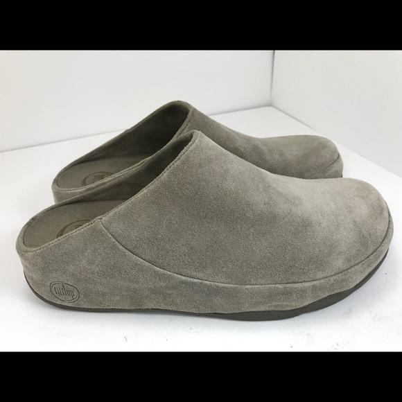 29180a18728e Fitflop Shoes - Fit flop fitflop suede gogh moc Mules Clogs 10